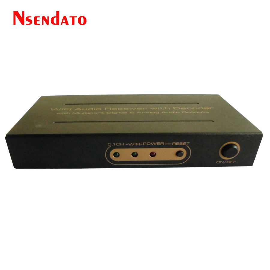 wifi Audio Receiver with decoder (4)