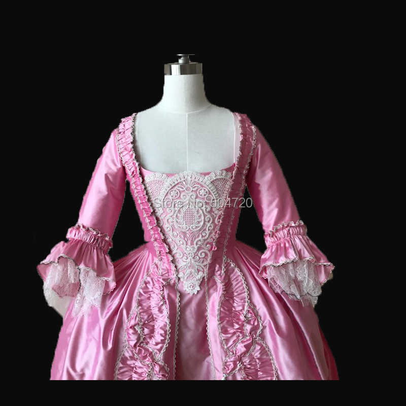9a8ea26723c5a Tailored!NEW Royal 18 Century French Duchess Retro medieval Renaissance  Reenactment Theatre Civil war Victorian dress HL-320