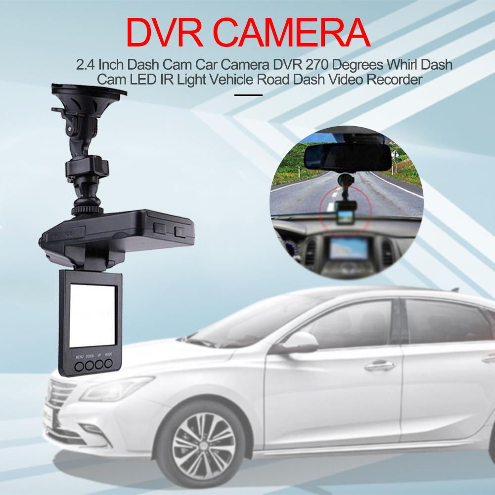 DVR Whirl Ir-Light Video-Recorder Car-Camera Vehicle Road-Dash 270 LED Degrees Hot-Sale