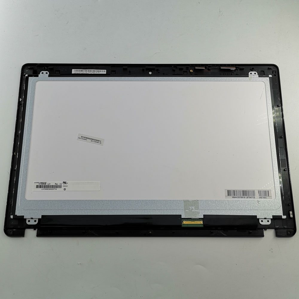 "15.6"" inch 40pin version For Asus Vivobook X550 X550C X550CA LCD Display Touch Screen with frame assembly 1366(RGB)*768"