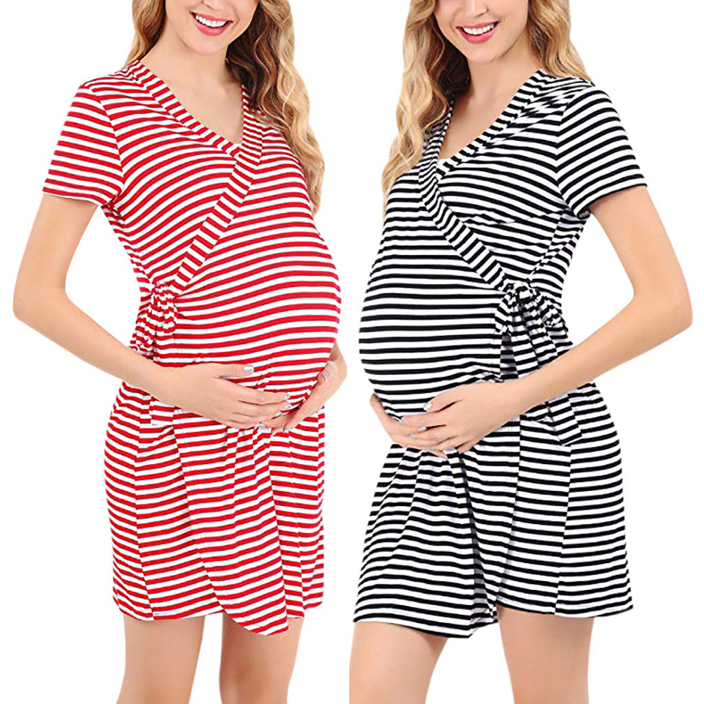 Maternity Hospital Gown Nursing Robe Delivery Nightgowns Hamile Gecelik Pregnant Pajamas Pregnancy Dress Maternity Nightwear Buy At The Price Of 13 30 In Aliexpress Com Imall Com