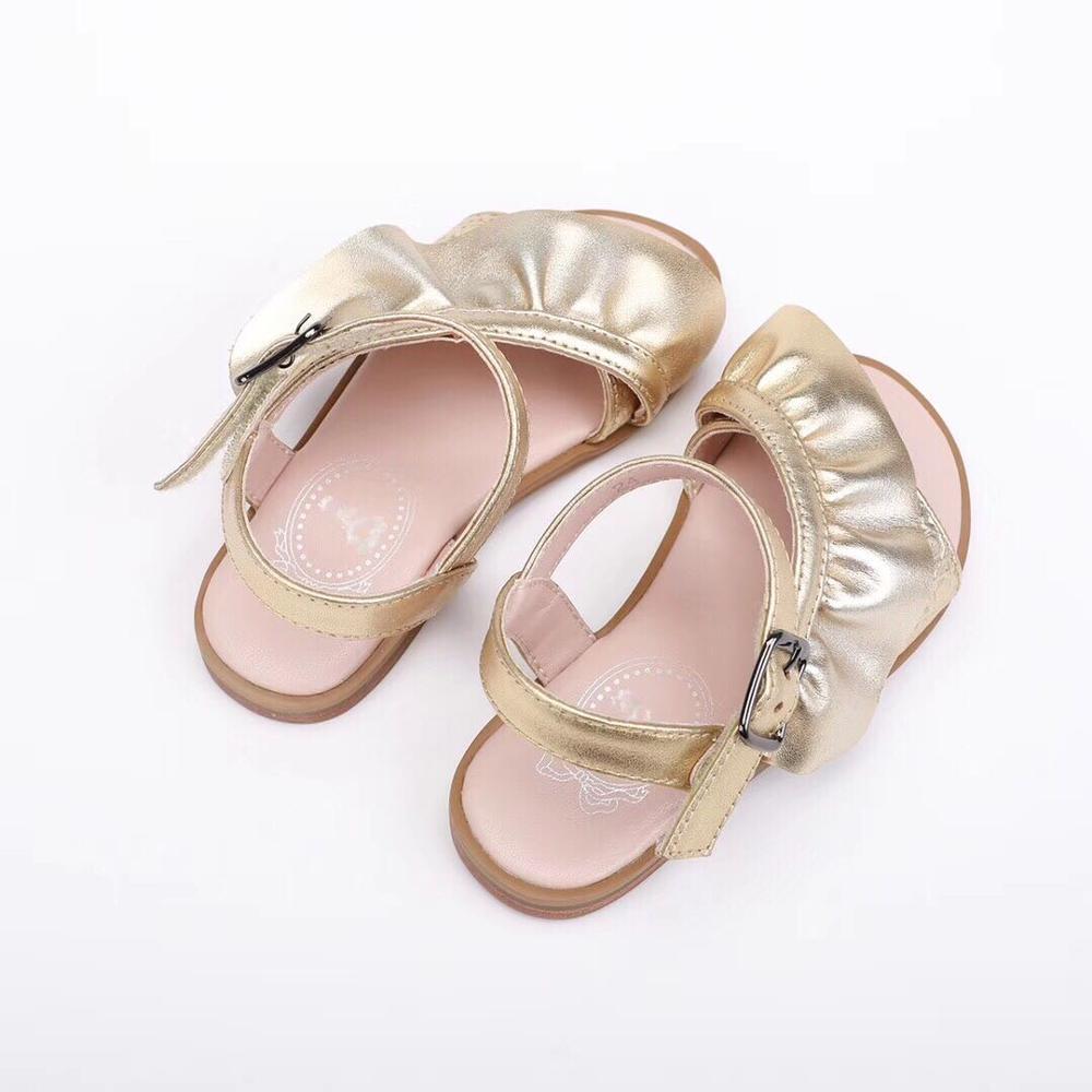 Girls Fashion gold shoes size 24-34Girls Fashion gold shoes size 24-34