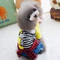 2017 Moda Engraçado Traje do animal de Estimação Roupa Do Cão de Algodão Quente Macio filhote de cachorro Casaco de Outono E Inverno Cão de Estimação Hoodie Sportswear Pet suprimentos