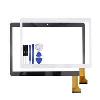 New 9 6 Inch Black And Whiite Color For Digma Plane 9505 3G Ps9034mg Touch Screen