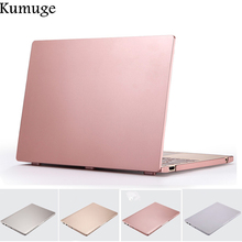 Transparent Crystal Laptop Cover Case for Xiaomi Mi Air 12.5 13.3 Full Body Laptop Shell for Xiaomi Air 12 13 inch Cover Bags