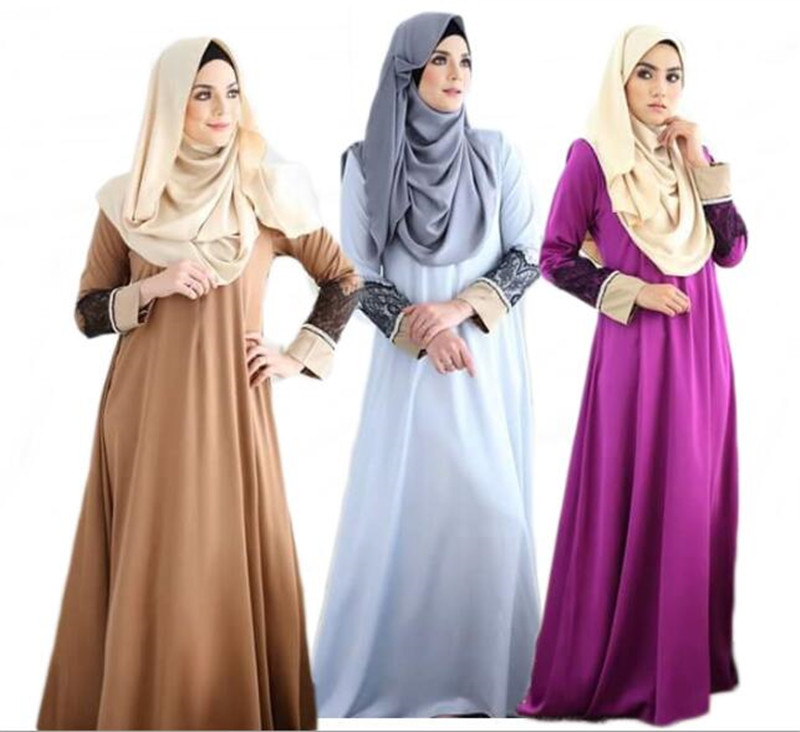 women fashion abaya jilbab islamic clothes muslim cocktail. Black Bedroom Furniture Sets. Home Design Ideas