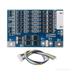 6S 22,2 V литий-ионный 18650 литиевый аккумулятор BMS зарядное устройство Защитная плата с балансом