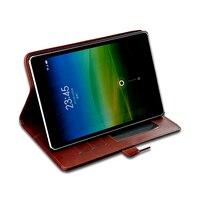 Para Xiaomi Mipad 7.9 pulgadas Tablet Accesorios Cubierta de la Caja, Original 1:1 Soporte Tarjeta Monedero Cuero Funda protectora Para Xiaomi Mi Pad