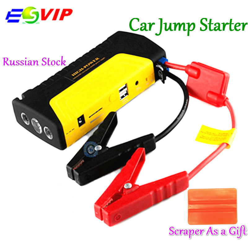 Car Jump Starter 18000mAh Portable Power Bank Car Charger Booster Power Bank Multi-function Car Jump Starter jinding gold plated electric shaver gold rechargeable shaver 3d float triple blade electric head trimmer waterproof men shaver