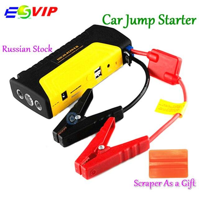 Car Jump Starter 18000mAh Portable Power Bank Car Charger Booster Power Bank  Multi-function Car Jump Starter