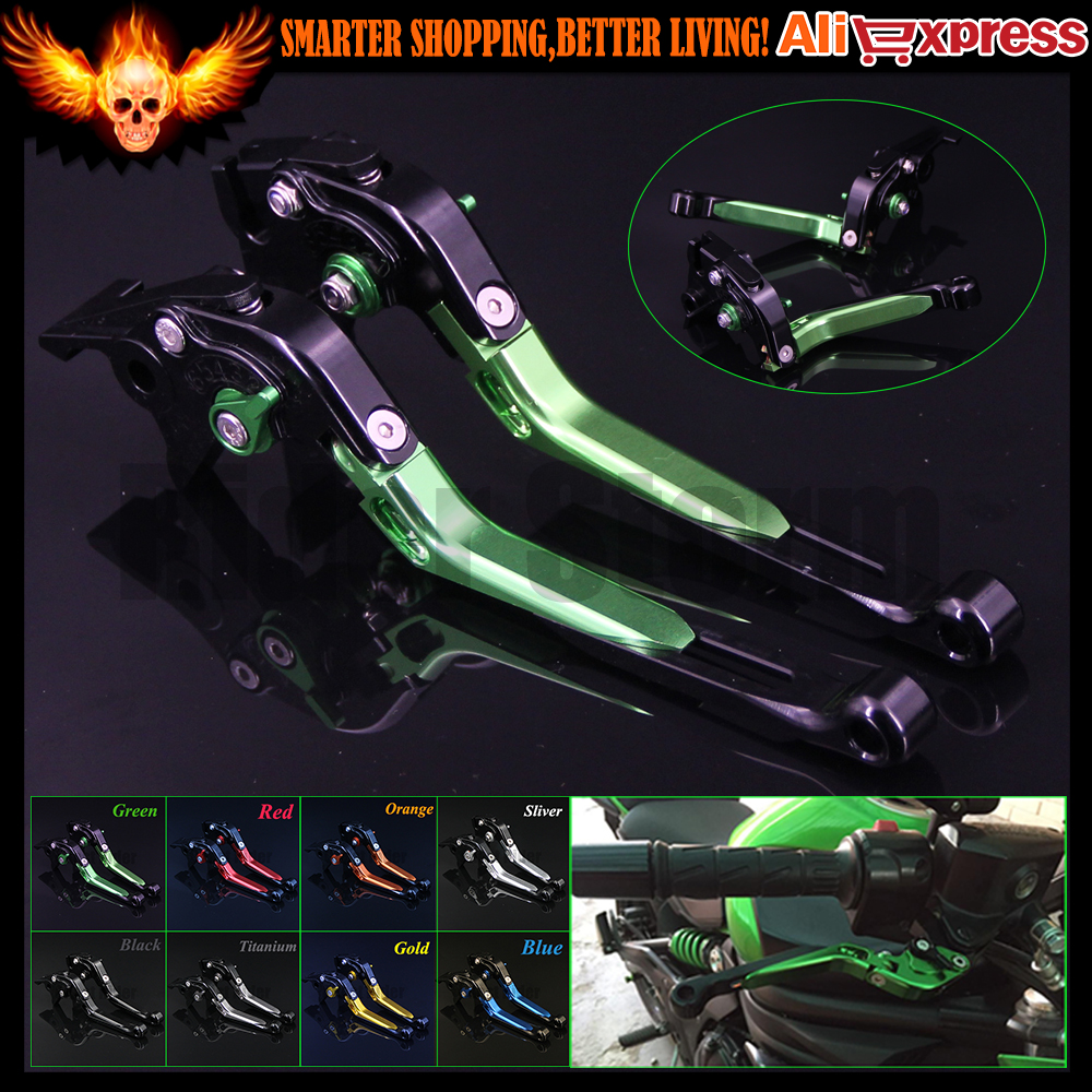 Motorcycle Brake Clutch Levers For Kawasaki ZZR600 1990 1991 1992 1993 1994 1995 1996 1997 1998 1999 2000 2001 2002 2003 2004