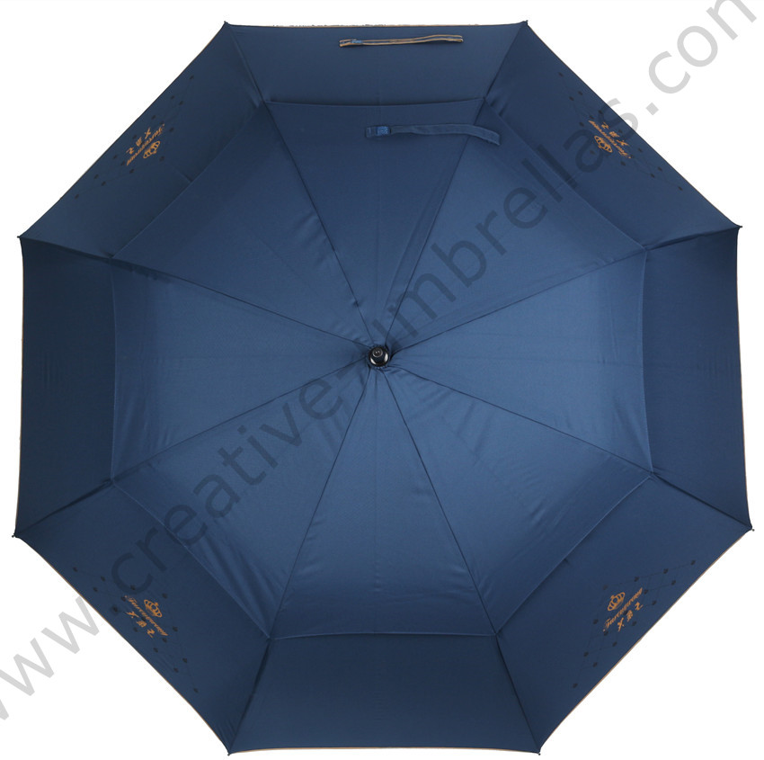 Free shipping by sea,private customized advertising promotion double layer tobacco parasol smoking cigarette gift golf umbrella