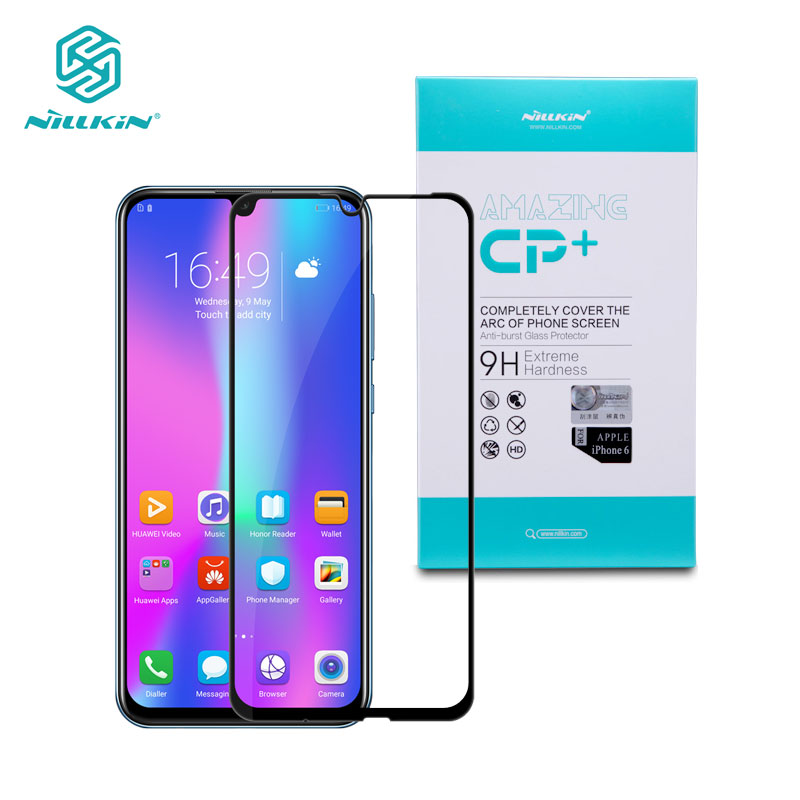Huawei Honor 10 Lite Tempered Glass Honor 10 Lite Glass Nillkin CP+ 2.5D Full Coverage Screen Protector