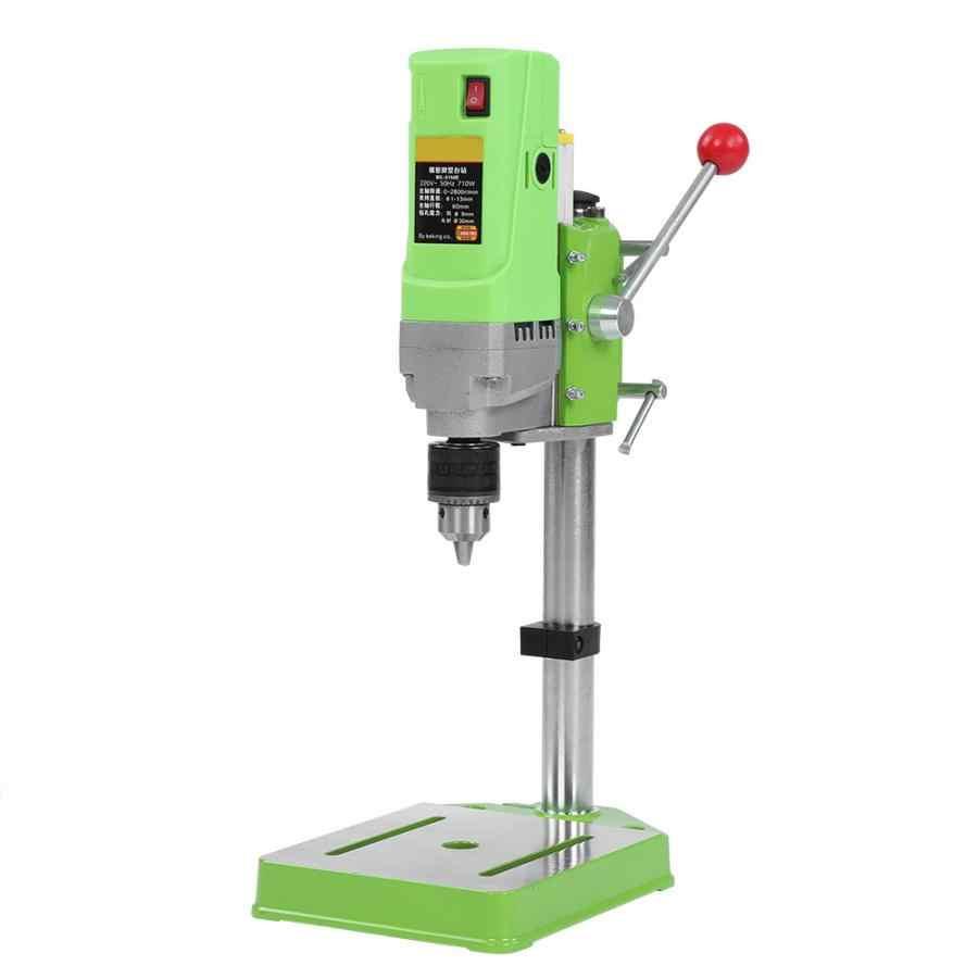 craft dies 220V 710W Mini Drill Press Table Workbench Compact Drill Wood  Drilling Machine Wedding Decoration Gift Tags