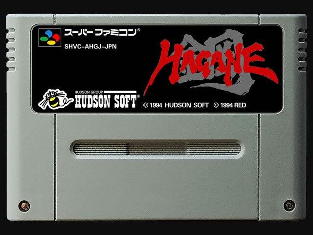 כרטיסי משחק: Hagane (יפני NTSC גרסה!!)
