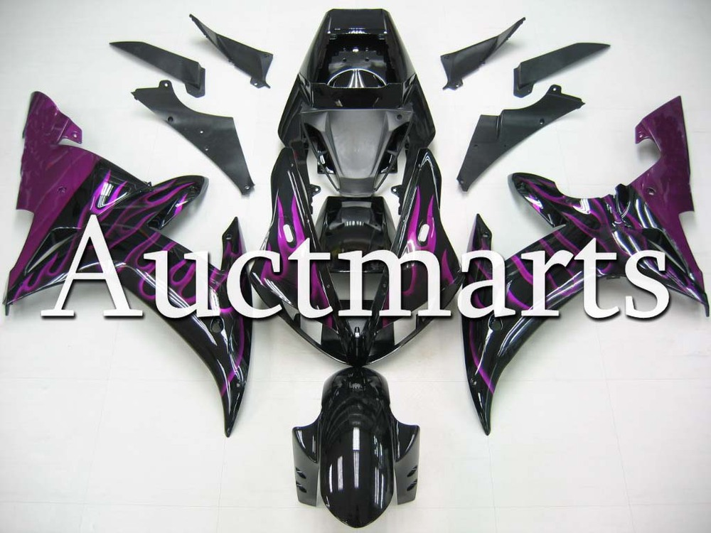 For Yamaha YZF 1000 R1 2002 2003 YZF1000R inject ABS Plastic motorcycle Fairing Kit  YZFR1 02 03 YZF1000R1 YZF 1000R CB19