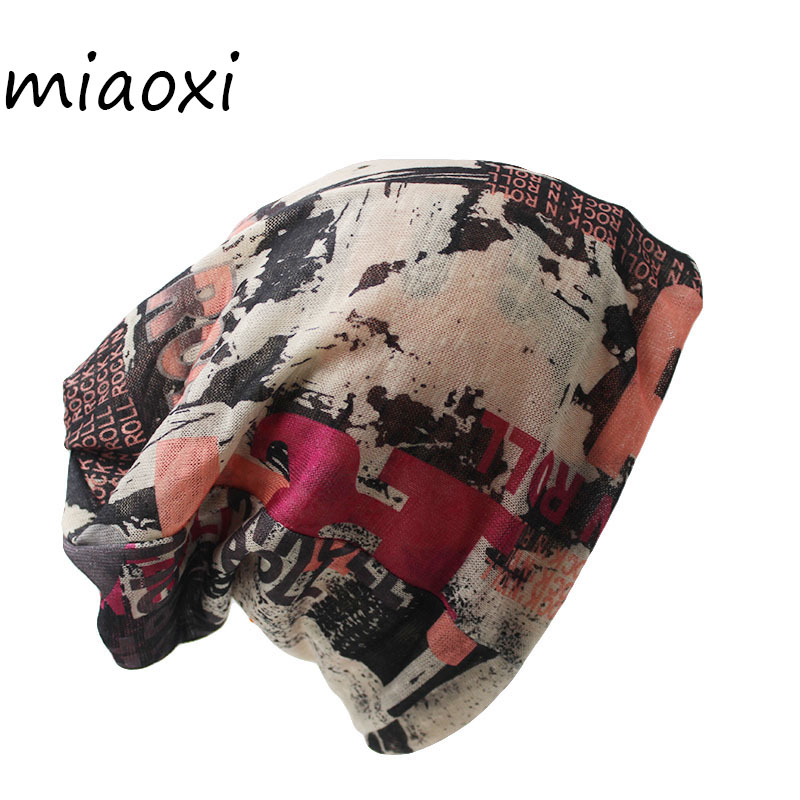 miaoxi Casual Autumn Women Beanies Fashion Ladies Beauty Hip Hop Girl Hat For Female Knit Warm Caps Scarf  Wool Hats miaoxi women autumn hat two used caps knitted scarf adult unisex casual letter beanies warm autumn beauty skullies hat girl cap