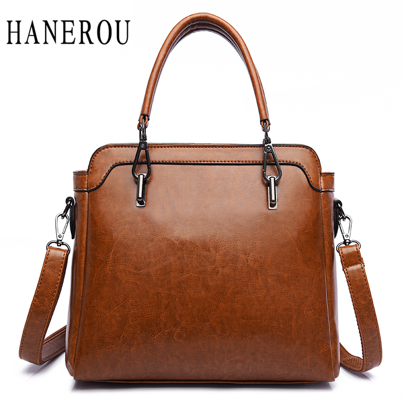 Fashion Solid Ladies Hand Bags For Women 2017 Famous Brand Women Crossbody Bag High Quality PU Leather Handbags New Sac A Main 2015 famous brand women bag fashion qiwang genuine leather high quality women totes handbags women solid zipper crossbody bags
