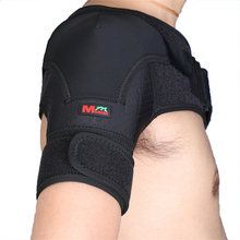 Mumian G02 4 Direction Adjustable Sports Single Shoulder Brace Support Band Pad