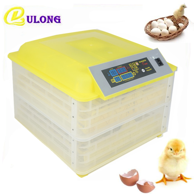 Large capacity 96 eggs incubator digital commercial farm automatic hatcher poultry hatching hatchery machine home hatchery eggs incubator automatic brooder poultry machines hatching eggs