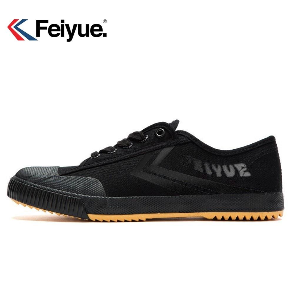 Feiyue Martial arts Tai chi Taekwondo Wushu Karate Footwear Sports Training Sneakers popular and comfortable Improved version