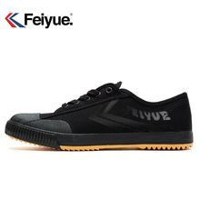 4f3689b8 Feiyue боевые искусства Тай Чи тхэквондо ушу обувь для карате спортивной  подготовки кроссовки популярные и удобные