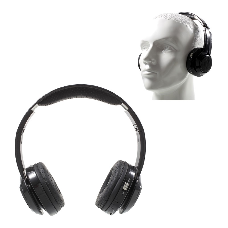 все цены на 208B Stretchable Wireless Bluetooth Stereo Headphone Support Hands-free Call FM TF Card онлайн