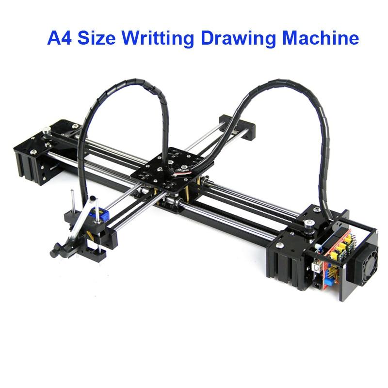 A4 DIY XY Plotter CNC Pen Writting Machine Pen Drawing Robot For Drawing WritingA4 DIY XY Plotter CNC Pen Writting Machine Pen Drawing Robot For Drawing Writing