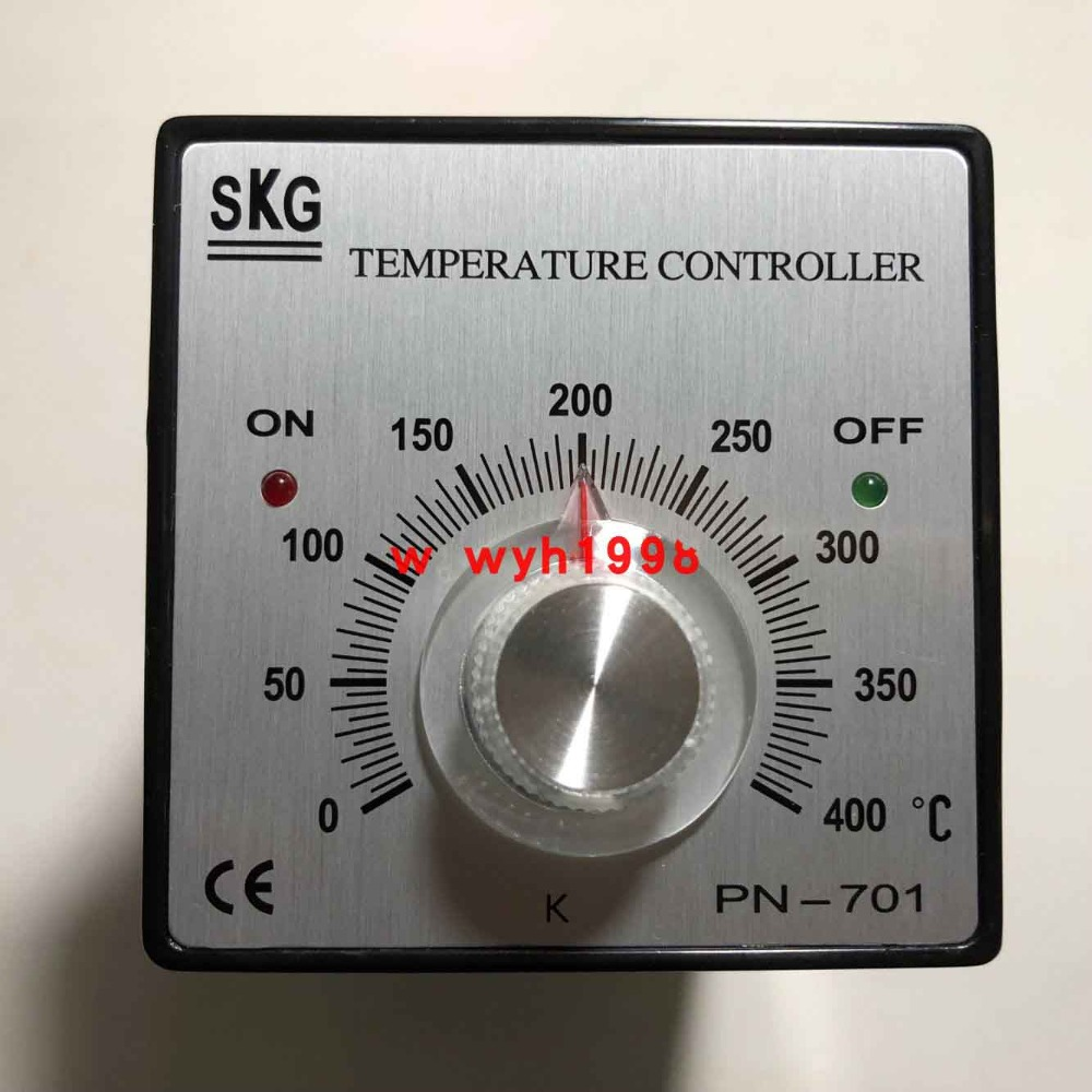 PN-701 High Precision Pointer SKG PN701 Temperature Controller used for Taiwan SKG PN-701 High Precision Pointer SKG PN701 Temperature Controller used for Taiwan SKG