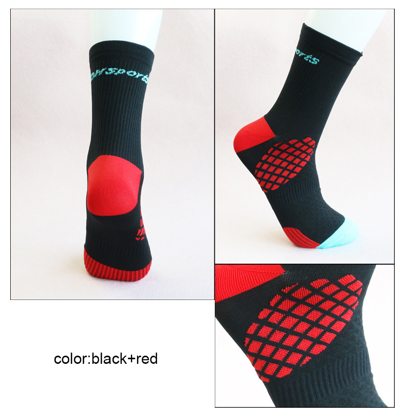 Outdoor Professional sport MTB Cycling socks Protect feet breathable - Sportswear and Accessories - Photo 2