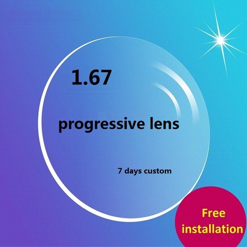 1.67 progressiva Asférica óculos de leitura lentes oftálmicas pagar por  links especiais precisa de ordem 7 dias Personalização d8f4d4ef11