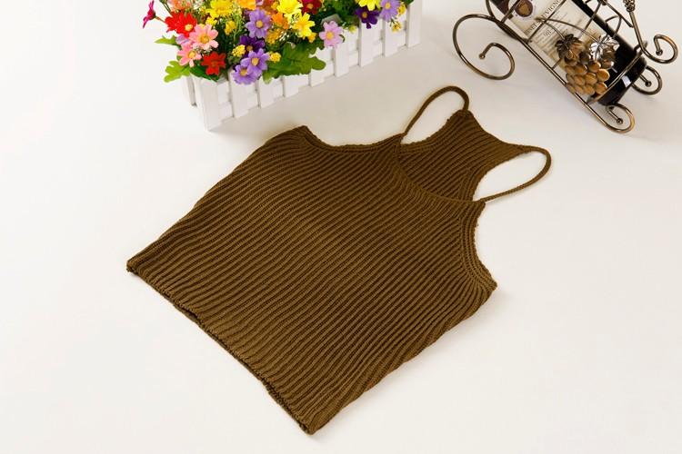 HTB1MqkwLFXXXXXsXFXXq6xXFXXXD - FREE SHIPPING Women's Short Cropped Knitted Tank Tops JKP308