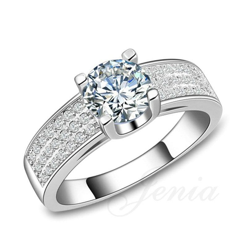 Jenia Luxury Jewelry Hot Sale Products Pave Setting Big Design ...