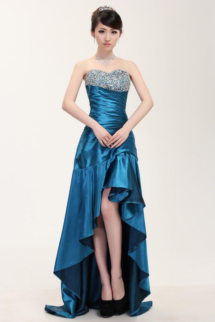 Großartig Lange Kleid Für Nacht Partei Ideen - Brautkleider Ideen ...