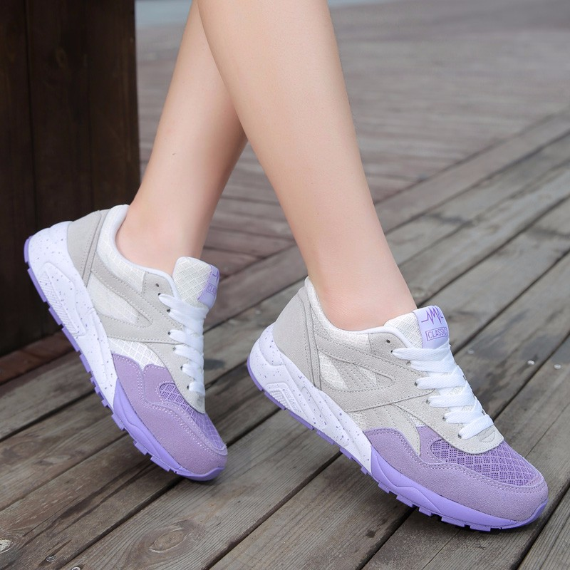 Autumn Running shoes for women sneakers Athletic walking shoes breathable outdoor sport shoes woman zapatillas deportivas mujer 28