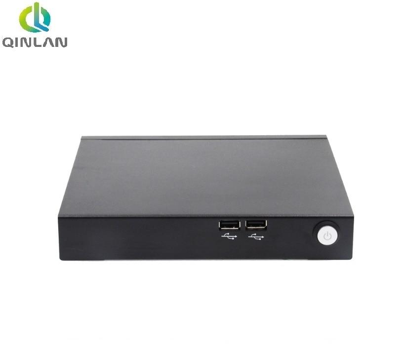 QINLAN Mini PC i7 4500U Dual Core 4 Threads Mini Nettop with USB VGA HDMI Support