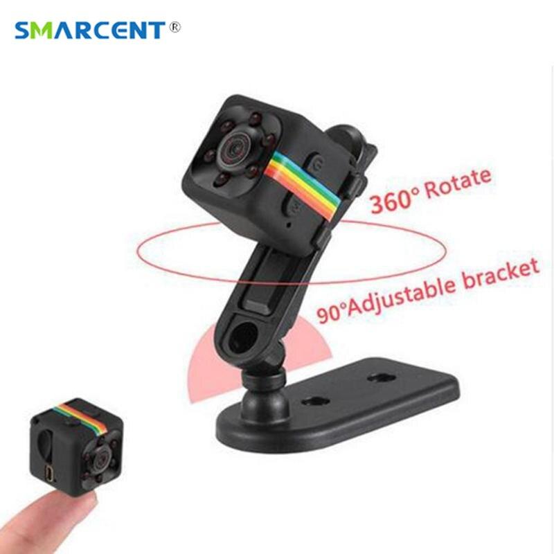 Original SQ11 Mini Camera HD 1080P Secret Camara Camcorder Night Vision Micro Cam Sports Mini DV Voice Video Recorder Kamara