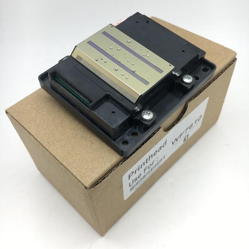 Оригинальный 99% новая печатающая головка Печатающая головка для Epson WF7621 WF7620 WF7610 WF7611 WF3640 WF7111 L1455 принтер Запчасти