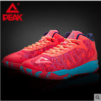 Basketball shoes men's low to help 2018 summer new breathable shoes men's shoes mesh student trend sports shoes Peak