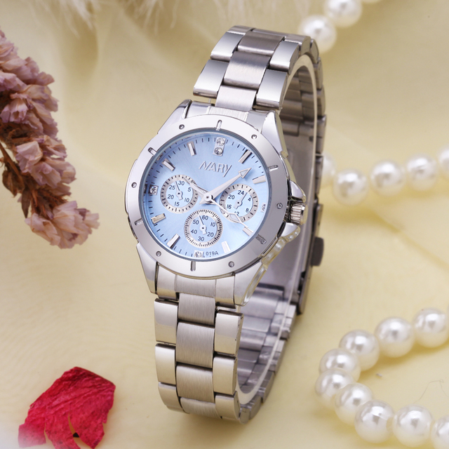 NYSS Women's Watch in Blue Pink or White
