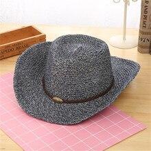 Chapéu de Vaqueiro ocidental Neutro para Homens E Mulheres-secagem Rápida Praia  Protetor Solar Grande Chapéu Viseira 813a22cb426