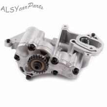 KEOGHS OEM 06J 115 105 AG Engine Oil Pump Assembly For Audi A3 TT VW Golf Tiguan Passat B6 Jetta MK6 Beetle 1.8TFSI 06J115105AB keoghs oem 06j 115 105 ag engine oil pump assembly for audi a3 tt vw golf tiguan passat b6 jetta mk6 beetle 1 8tfsi 06j115105ab