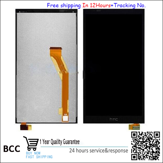 100 Original LCD display screen touch screen digitizer Black For HTC desire 816 816D 816T D816W