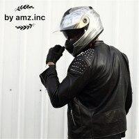 AMZ Profesjonalne Wyścigi Styl Całą Twarz Kask Motocyklowy motocykl kask ECE DOT zatwierdzony