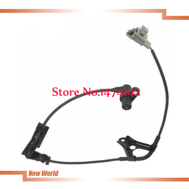 Free Shipping ABS Speed Sensor FRONT LEFT for Toyota Corolla 89543-12040 SS20288