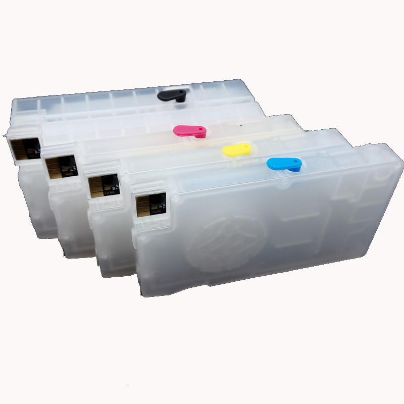 einkshop Empty Refillable Cartridge For hp 954XL 954 XL With Chip For HP Officejet Pro 8730 8740 8735 8715 8720 8725 850ml compatible empty refillable ink cartridge for epson stylus pro 10000 pro 10600 10000cf printers cartridge with chip t499