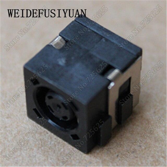 DC AC gniazdo zasilania wtyczka Port ładowania złącze wtykowe dla Dell 14 V N4050 M4040 V1440 M4010