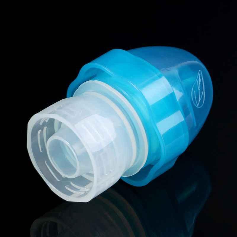 อะแดปเตอร์ขวดเด็กทารกดื่มอุปกรณ์หัวนม Leaf แบบพกพาหมวกน้ำขวดอุปกรณ์กลางแจ้งป้องกัน Choke สำหรับเด็ก
