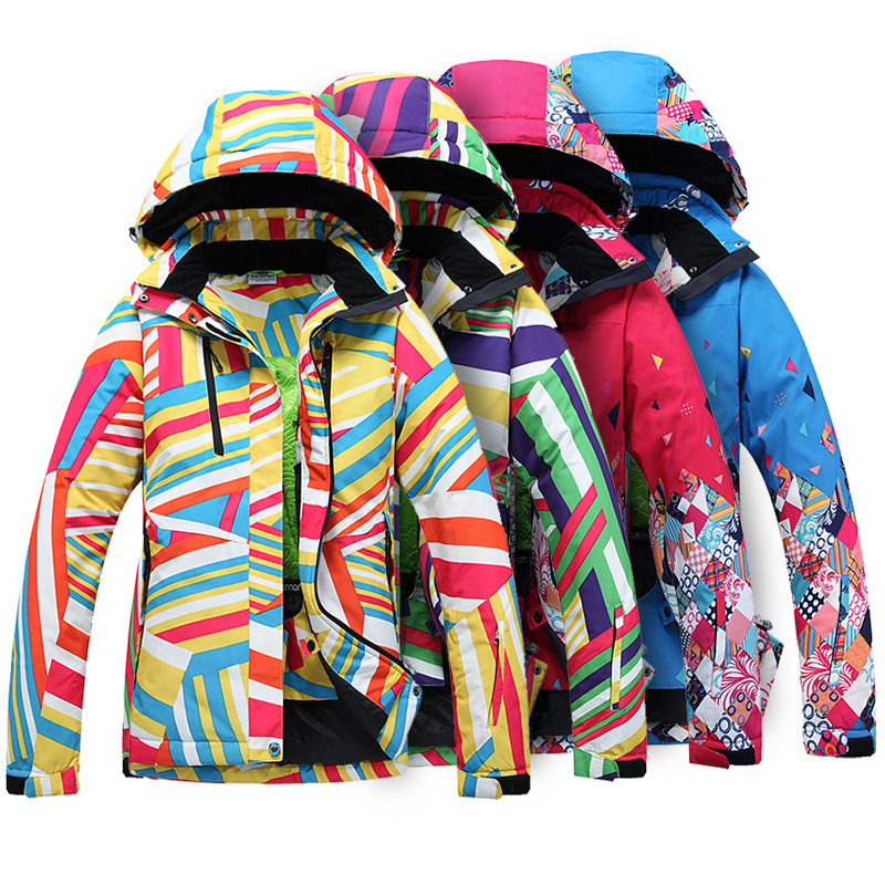 """Women/'s /""""Colorful Camouflage/"""" Cycling Jersey"""