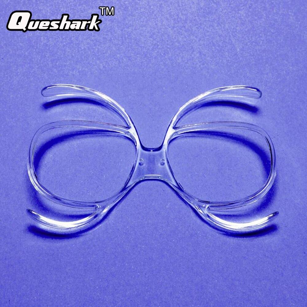 New Ski Goggles Myopia Glasses Frame Skiing Snowboard Goggles Myopia Lens Frame Sunglasses Adapter Myopia Inline Frame